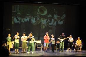 Dixieland en concert